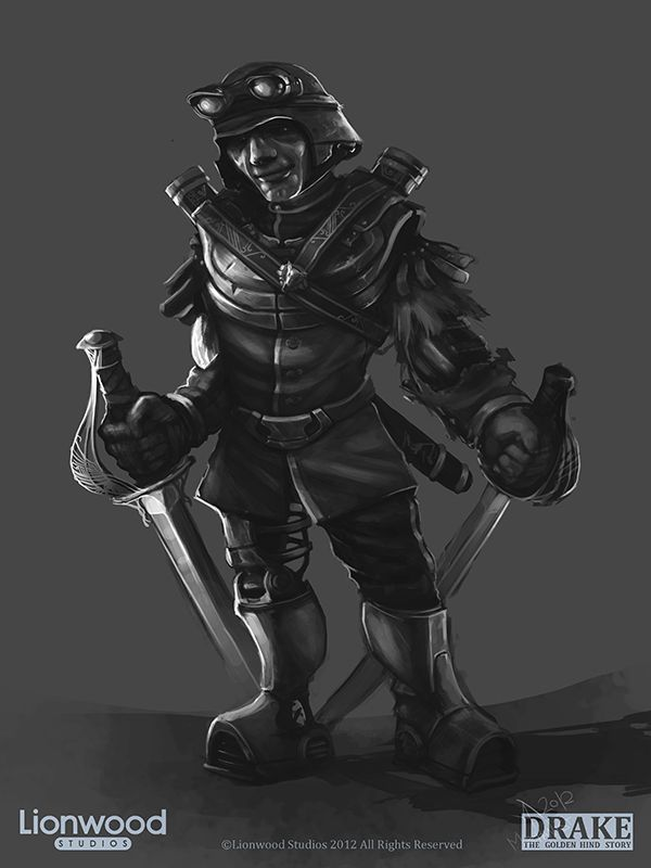 Mechanist - personal bodyguard of Queen