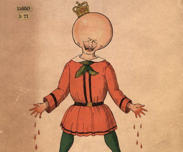 Самовлюбленный Уильям. Страшные истории с забавными картинками по мотивам немецкого издания