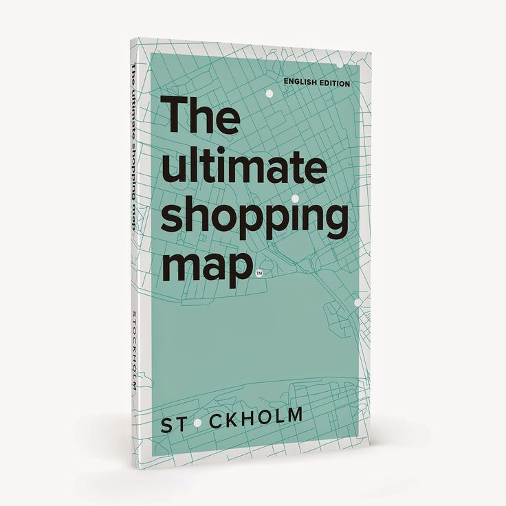 The Ultimate Stockholm Shopping Map & Guide