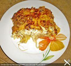 Kartoffel - Sauerkraut - Auflauf