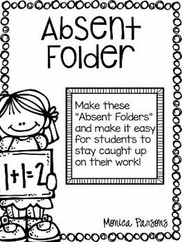 86 best Aids for Absent Students images on Pinterest