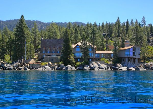 Guided Tour of Lake Tahoe and Thunderbird Lodge (Travel)