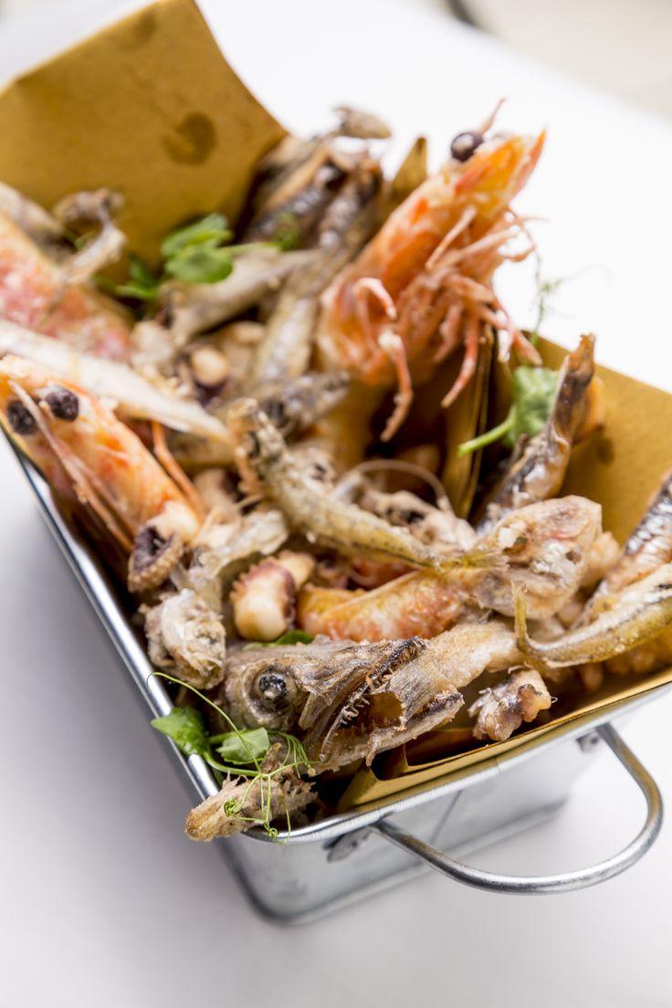 Frittura di pesce #delizioso #summerfood #centrodiromaseaside