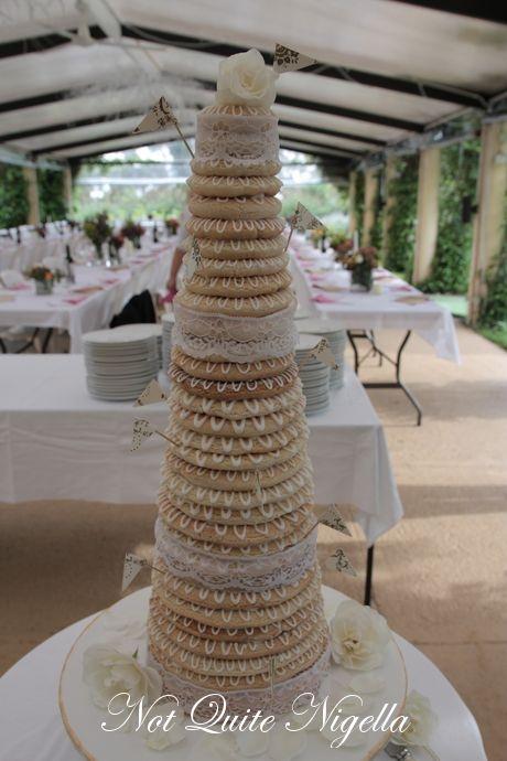Danish almond ring cake recipe