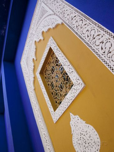 Majorelle Gardens, Marrakesh, Morocco, North Africa, Africa Photographic Print by Frank Fell at AllPosters.com