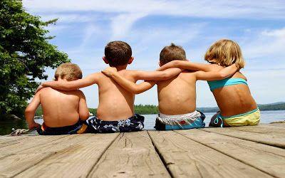 Η ΔΙΑΔΡΟΜΗ ®: Καλοκαιρινές διακοπές πριν και μετά τα παιδιά