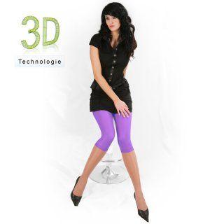 Capri Leggings Clara 40 DEN 3D