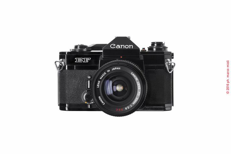 Canon EF 1973 : collezione privata | Marco Mioli