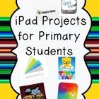 Graphic organizers to support 6 different creative learning projects using the apps Animoto, Puppet Pals, ShowMe, Haiku Deck, Book Creator, and Tiny Tap