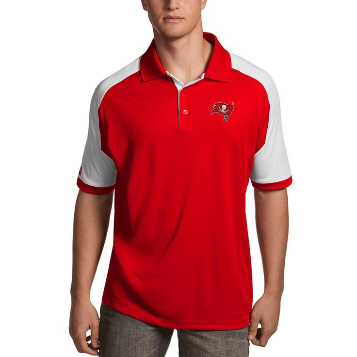 NFL Tampa Bay Buccaneers Antigua Century Polo · Camisetas De Manga ...