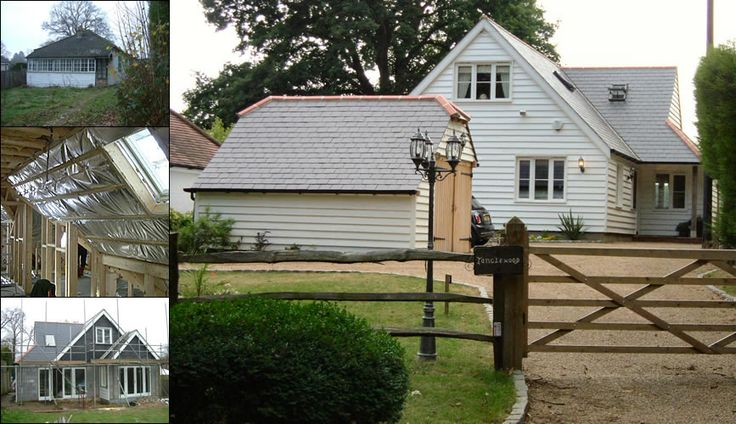 Sevenoaks kent property developers and builders for New england cottage style