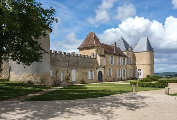 Un déjeuner à Château d'Yquem »