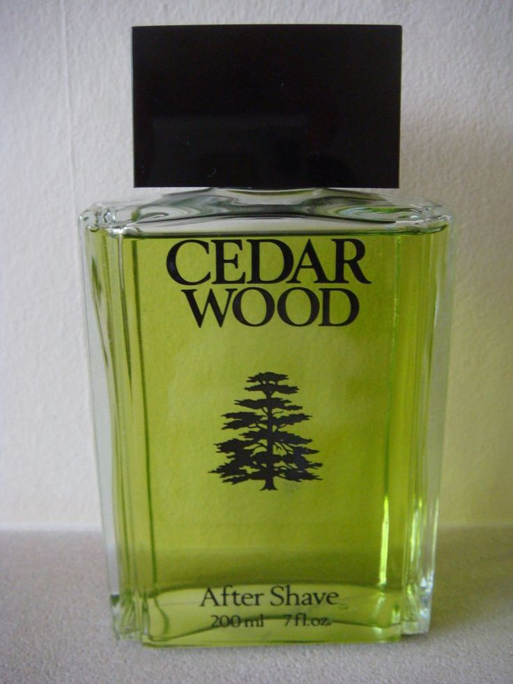 Vintage Cedar Wood After Shave Cedar Wood After Shave