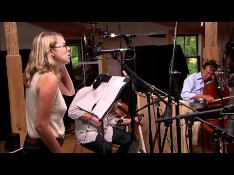 "Inside the Goat Rodeo Sessions - Yo-Yo Ma, Stuart Duncan, Edgar Meyer & Chris Thile - https://www.youtube.com/watch?v=VeE4YCtoj58 - See the song ""Here and Heaven"" - https://www.youtube.com/watch?v=vIVrCZ5sNwE"