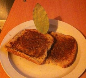 Some toast topping recipes are best kept simple...