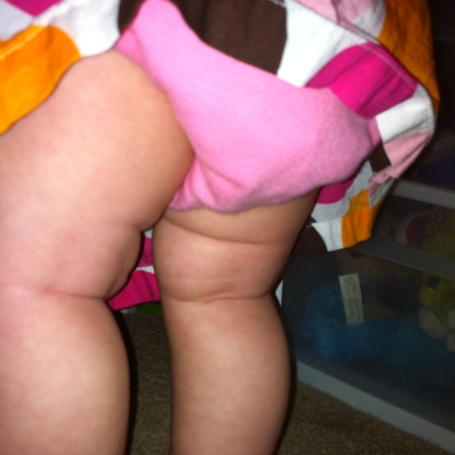 Butt baby