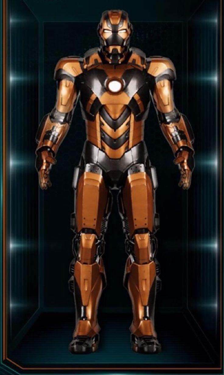 """Mark XXVIII (""""Jack"""")  From 'Iron Man 3' (2013)"""