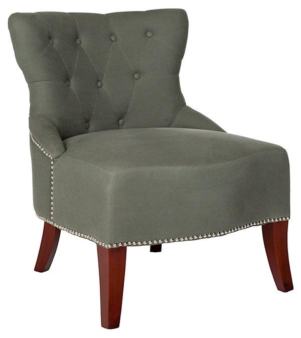 One Kings Lane - Refined European Style - Kingston Chair, Greige
