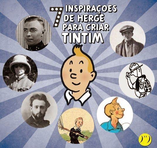 7 inspirações de Hergé para criar Tintim ~ Tintim por Tintim: O único blog brasileiro dedicado à obra de Hergé