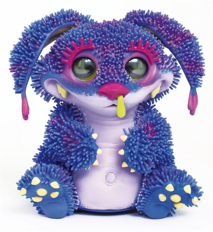 Xenó, Interaktivt Monster, Blå fra Lekmer. Om denne nettbutikken: http://nettbutikknytt.no/lekmer/