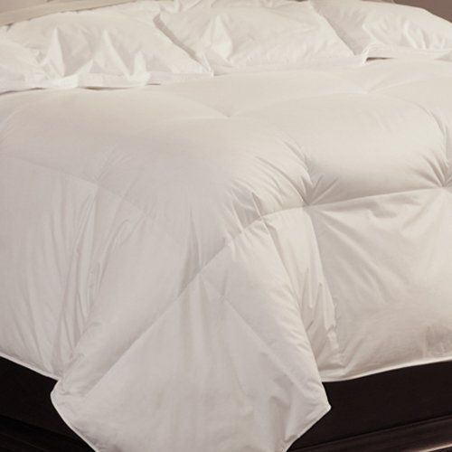 pacific coast feather grandia winter warm weight oversized queen down comforter white by pacific coast