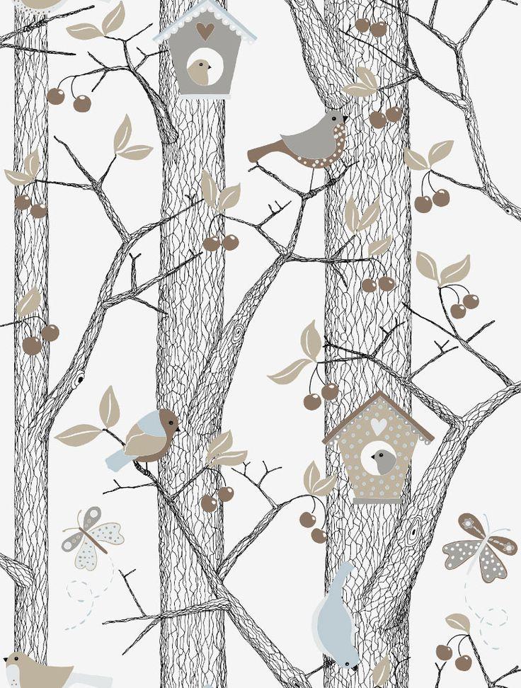 Tαπετσαρία Lilleby Kids της Boras Tapeter: H Lilleby Kids 2651 έως 2653 είναι γεμάτη δεντράκια με κεράσια, σπιτάκια πουλιών, πεταλούδες, έτσι ώστε σίγουρα θα κρατήσει φυσική συντροφιά στο αγαπημένο σας πλάσμα. Σε τρεις φανταστικούς συνδυασμούς χρωμάτων. Το προϊόν είναι οικολογικό και πληρεί τα διεθνή στάνταρτς. Washable Νοn Woven/Easy Up/Paste the [...]