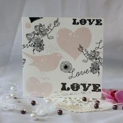Svatební oznámení W511