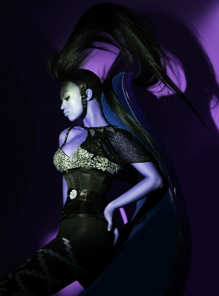 Aura Dione - Shooting - Before The Dinosaurs 2011