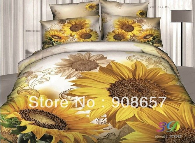1000 Images About Bedset On Pinterest: 1000+ Images About Sunflower Bedroom On Pinterest
