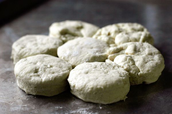 Click through to learn secrets for the BEST buttermilk biscuits from scratch! You'll say goodbye to canned biscuits once you realize how easy it is to make this fluffy buttermilk biscuit recipe and these biscuits are made from butter not shortening so they are full of flavor and made from real, wholesome ingredients.|pinchmysalt.com