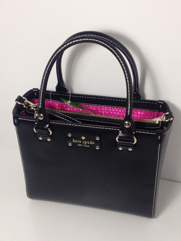 Nwt Kate Spade Wellesley Small Quinn Leather Crossbody Tote Bag Purse Handbag Katespade Totescrossbody