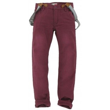 Name-It kids - Broek Colo bordeaux