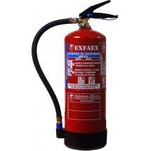 Extintor Água + Espuma 6L