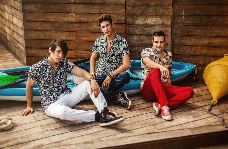 """Take me back"" – Άκουσε το νέο αγγλόφωνο single των Boys and Noise"