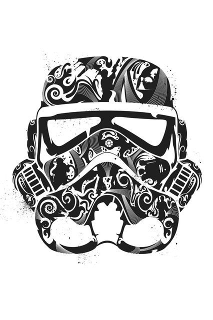 Storm Trooper Wallpaper for iPhone