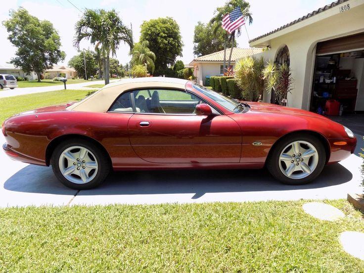 Car brand auctioned:Jaguar XK8 Jaguar XK 8 convertible  1999 Check more at http://auctioncars.online/product/car-brand-auctionedjaguar-xk8-jaguar-xk-8-convertible-1999/