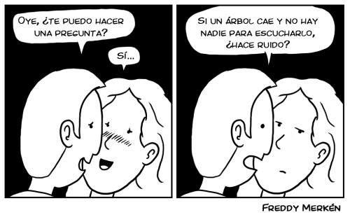 Cómics para dejar de fumar humor realista de Freddy Merkén