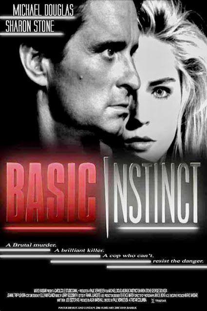 LAS PELÍCULAS QUE YO VEO: una página de cine: INSTINTO BÁSICO (Basic Instinct, 1992), de Paul Verhoeven: Las películas que yo veo