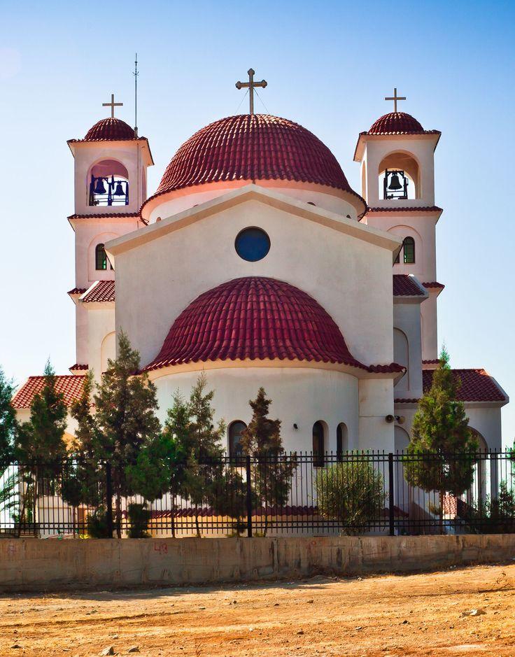 Orthodox Church in Limassol, Cyprus