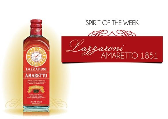 AMARETTO LAZZARONI LIQUER Lazzaroni Amaretto, the Authentic Italian Amaretto since 1851, is still produced and bottled in Saronno, Italy