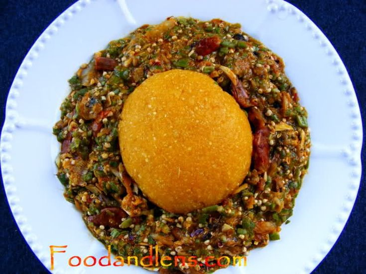 EBA: 21 Best Images About Fufu African Food On Pinterest