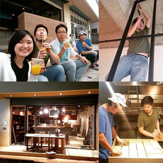 【watowa_kobe】さんのInstagramをピンしています。 《宮古上陸成功のまさやんでございます😀 ** 毎日、業者さんと、ゆうじろうさんと力を合わせて、オープンに向けて準備を進めていますよ💪 ** そんな中、宮古にもわとわファミリーがたくさん☺️応援に来てくれる! ** 遠方からのサプライズ来店のおっくん、ヘルパー中のまほか…差し入れもありがとうね😭  さーオープンのためにまだまだがんばりますよ✌️️ #宮古島店  #オシャレ  #diy  #わとわ #神戸 #宮古島 #風家卒業生 #沖縄料理 #沖縄病 #旅好き #バックパッカー #冒険 #旅人 #島んちゅ #gopro #沖縄グルメ #ゴーヤーチャンプル #壺唐揚げ #沖縄そば #宮古牛 #オリオンビール #泡盛 #元町 #沖縄 #沖縄旅行 #離島 #島 #海 #感謝  #ありがとう* * * * 『Instagram』ほぼ毎日更新中* http://instagram.com/watowa_kobe/ * * 『食べログ』随時更新中…