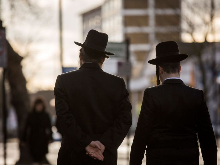 "British three-year-olds have been told ""the non-Jews"" are ""evil"" in a Kindergarten worksheet handed out at ultra-Orthodox Jewish schools in north London, it can be revealed."