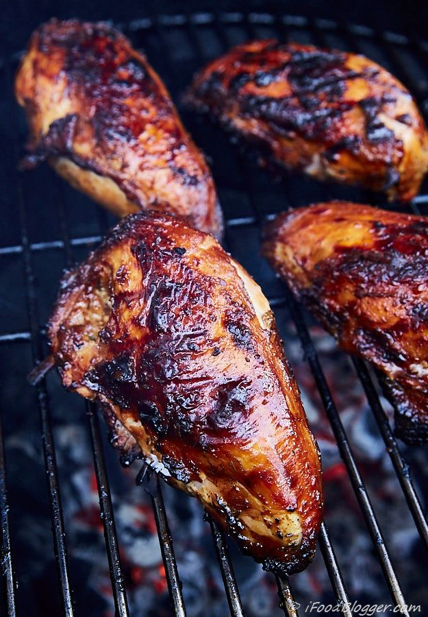 This grilled chicken marinade has everything a great marinade should have: perfect balance, big flavor and complexity. It's the best. It's so good you can even use it as a salad dressing. It reminds me of really good Italian dressing, only better.