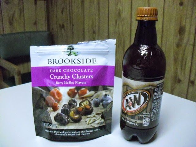 Butterfly Acres: Brookside Dark Chocolate Crunchy Clusters Review
