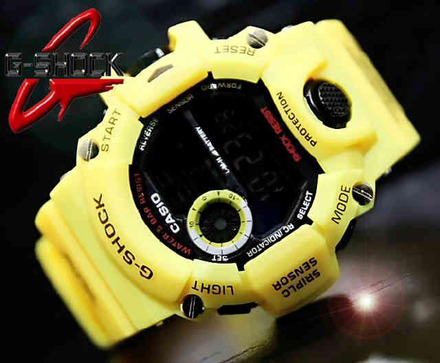 CASIO G-SHOCK RANGEMAN GW-9400 (Code: 4OS195;@219.000) Jam Tangan Pria Digital Yellow Mesin Batere Size of Case: 55.2 × 53.5 × 18.2 mm  Warna sesuai gambar  Membuat penampilan AGAN tampak lebih energik, elegan, fashionable, dan berkelas.  SMS: 08531 784 7777 PIN: 331E1C6F WhatsApp Website: www.butikfashionmurah.com