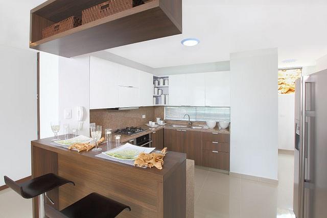 Cocina - Constructora Jaramillo Mora - Cali - Colombia