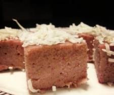 Raw Strawberry Fudge
