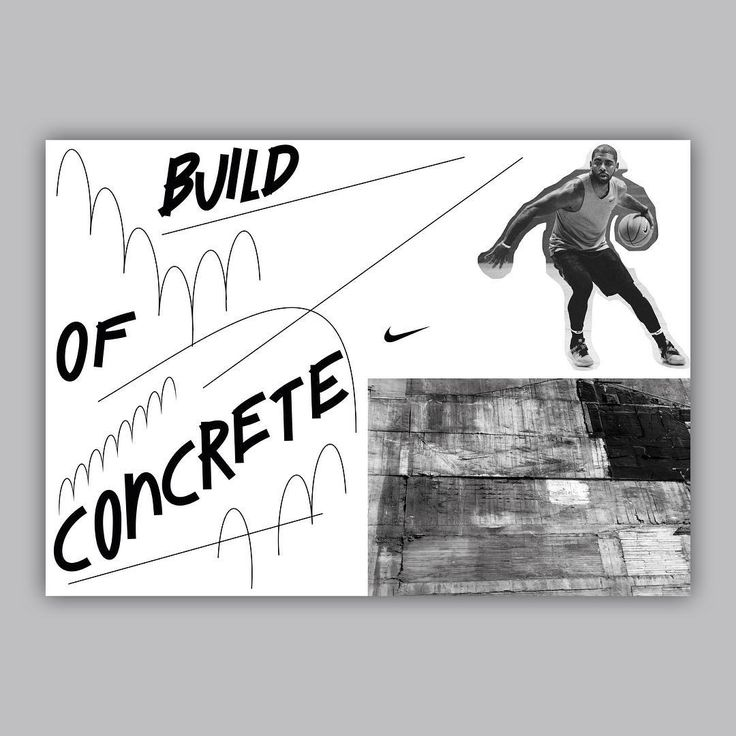 i am not sure, how it feels to play basketball together with kyrie irving, but i imagine, if it's only half as much fun as i had together with 🌪 @steffenknoell, am 100% sure you can win every championship. #bornofconcrete #basketball #nba #game #on #playoff #bw #handmade #type #move #collage #poster #series #nike #court #street #style