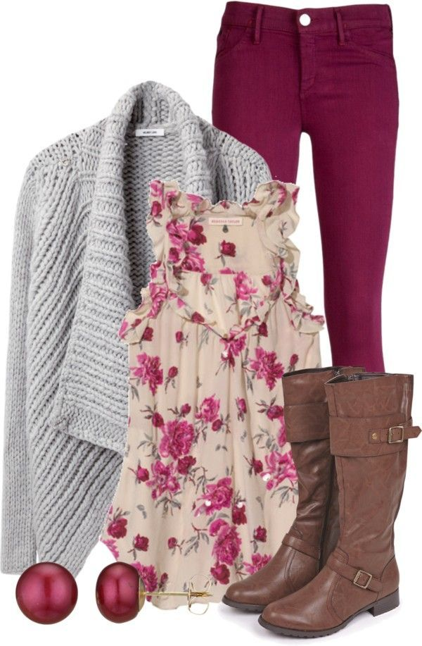 """""""Rose Garden"""" by qtpiekelso ❤ liked on Polyvore"""